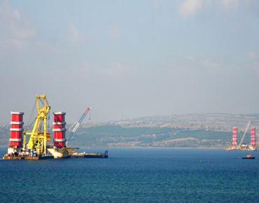 CHANNAKALE BRIDGE (TURKEY)