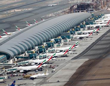 DUBAI AIRPORT EXPANSION