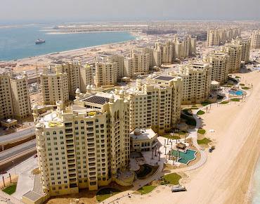 SHORELINE APARTMENTS AT PALM JUMEIRAH (DUBAI)